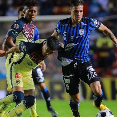 Liga BBVA MX_ Partido América querétaro jornada 1
