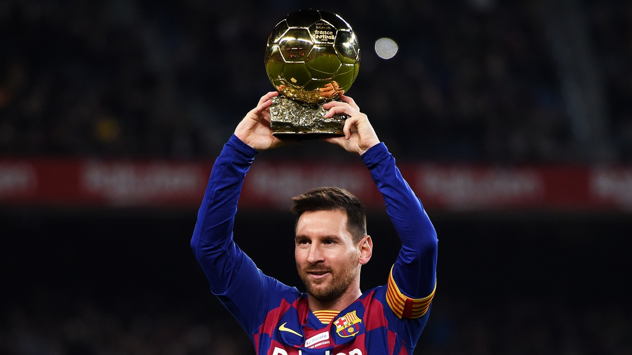 lionel messi balón de oro 2021 premio