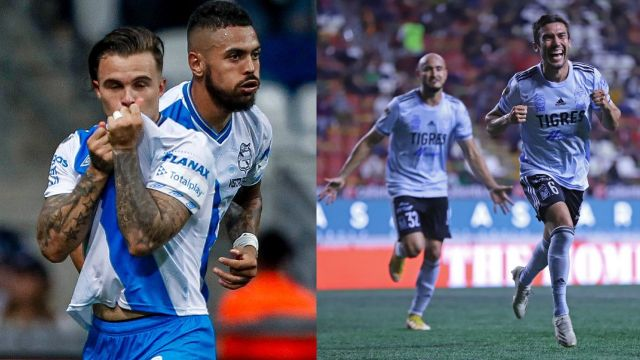 Resultados Liga MX Jornada 1: Pumas Monterrey Tigres Tijuana