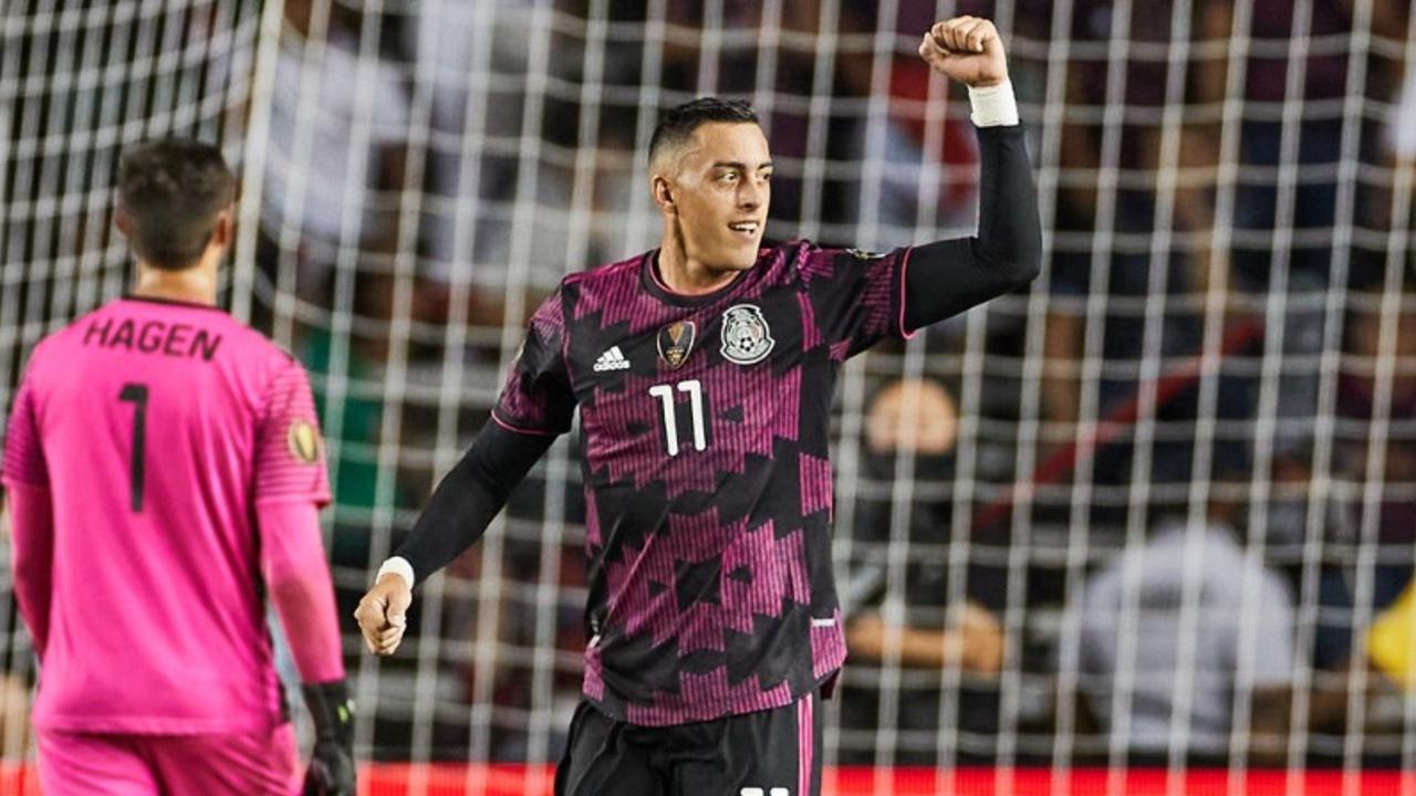 Rogelio Funes Mori Selección Mexicana