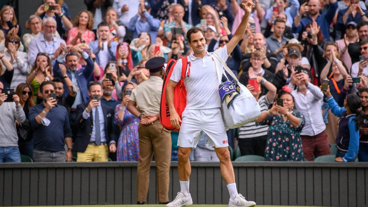 Roger Federer eliminado de los cuartos de final de Wimbledon