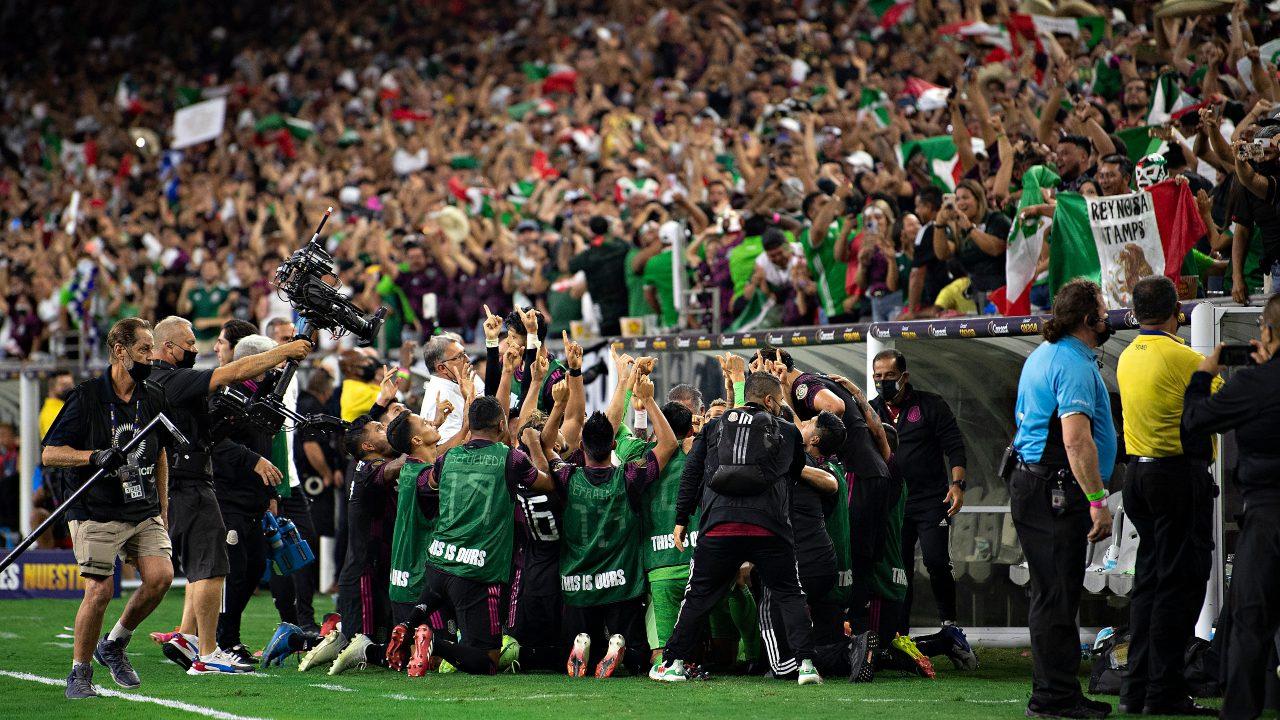 Selección Mexicana Copa Oro