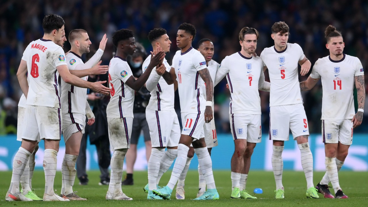 Selección Inglaterra racismo Eurocopa 2020