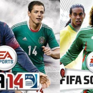 mexicanos portadas fifa videojuego