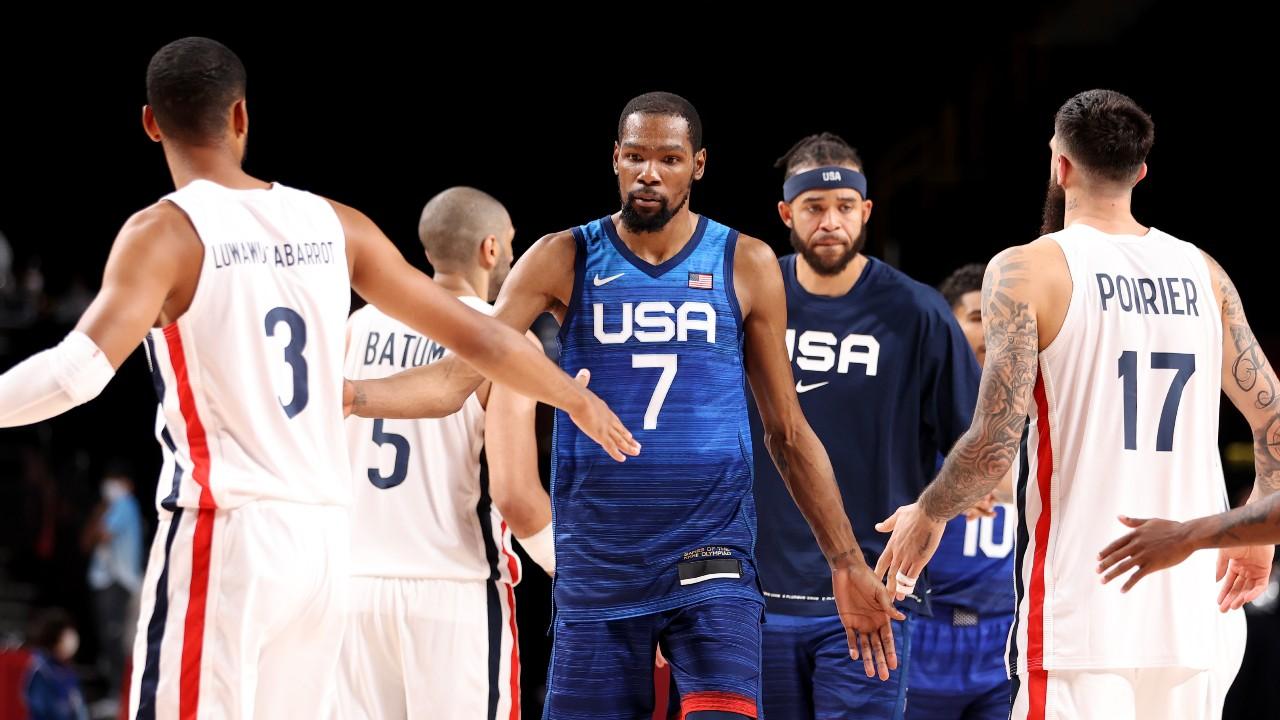Tokyo 2020 Estados Unidos basquetbol