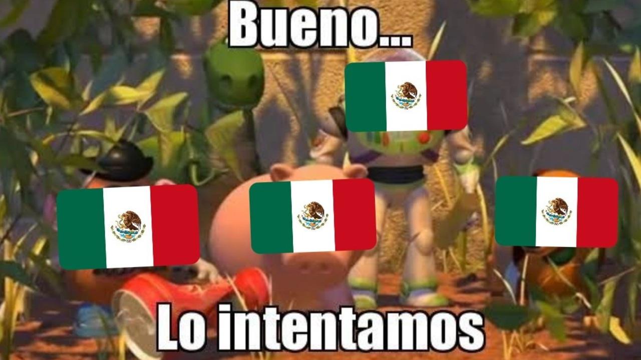 Selección Mexicana Olímpica memes