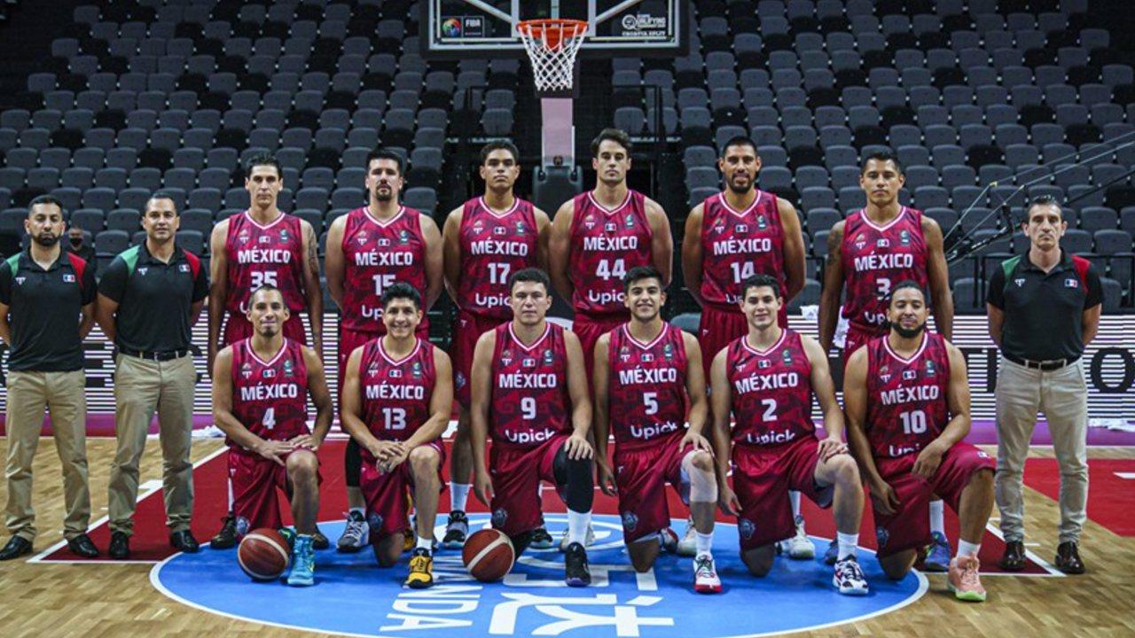 Tokyo 2020 México básquetbol
