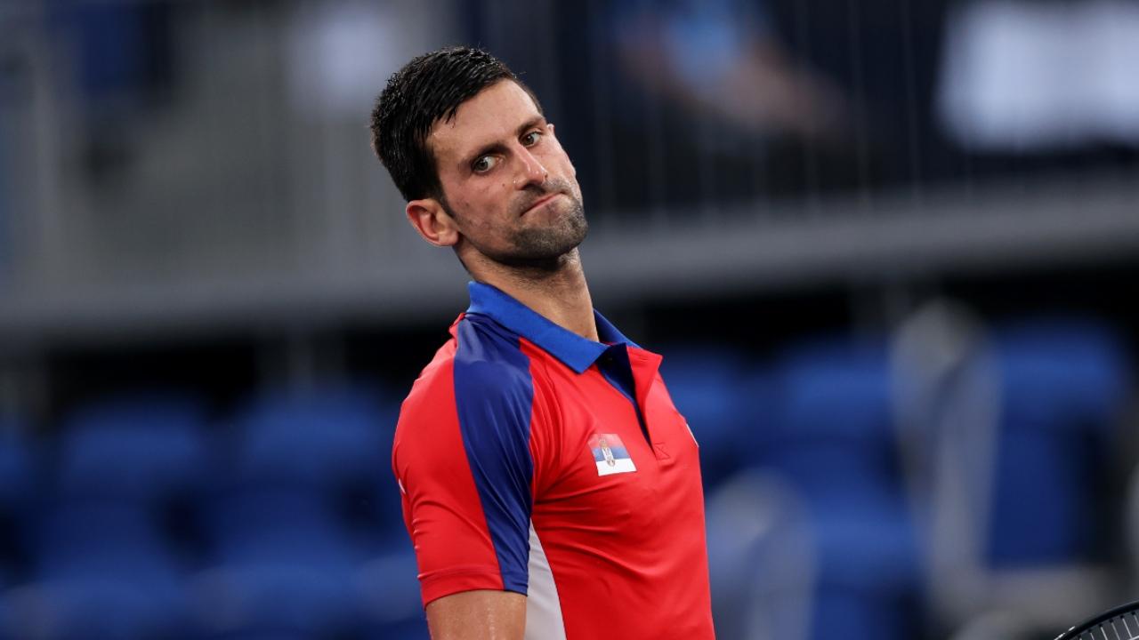 Tokyo 2020 Novak Djokovic