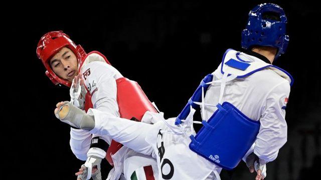 Tokyo 2020_ Carlos Sansores Iván Sapina en Taekwondo
