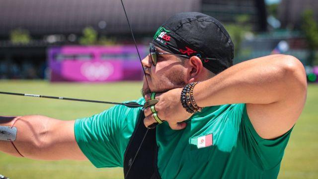 Tokyo 2020_ Equipo mexicano de tiro con arco inicia con el pie derecho su actividad