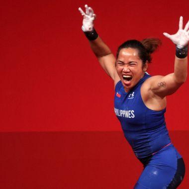 Tokyo 2020_ Hidilyn Diaz medalla oro filipinas