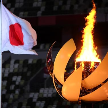 Tokyo 2020 lema olímpico japón
