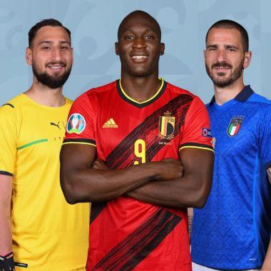 UEFA euro 11 ideal equipo del torneo