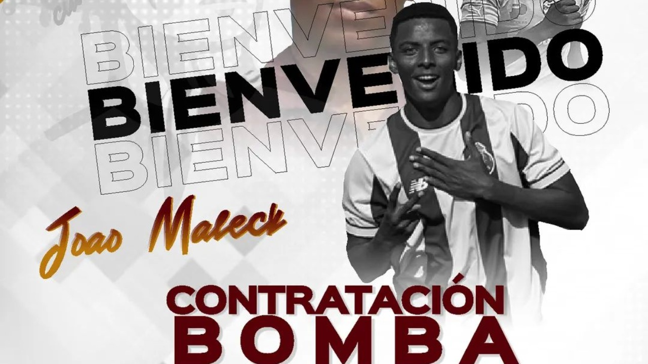 Joao Maleck Coras FC
