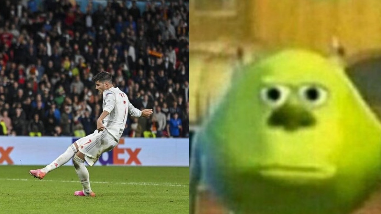 Álvaro Morata memes