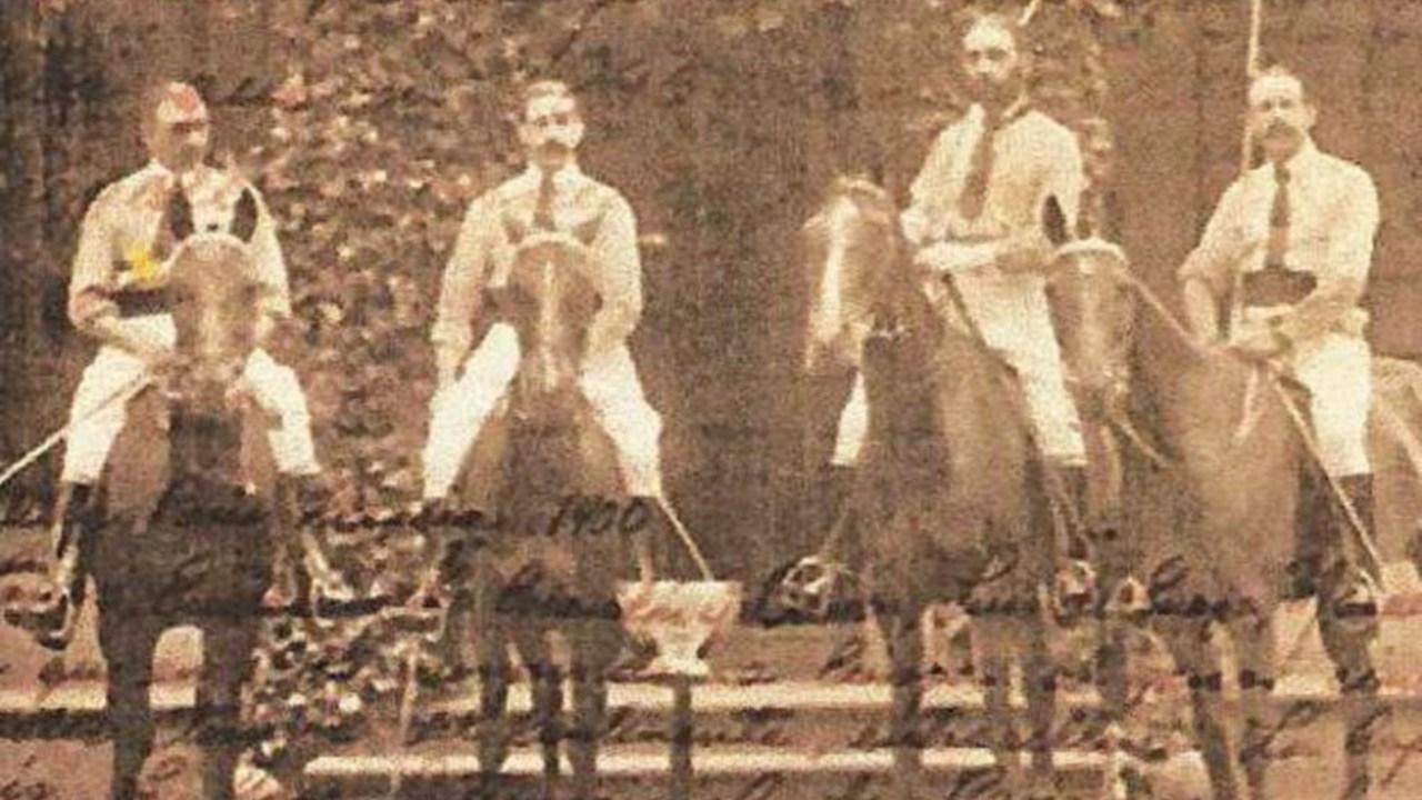 Polo México primera medalla olímpica París 1900