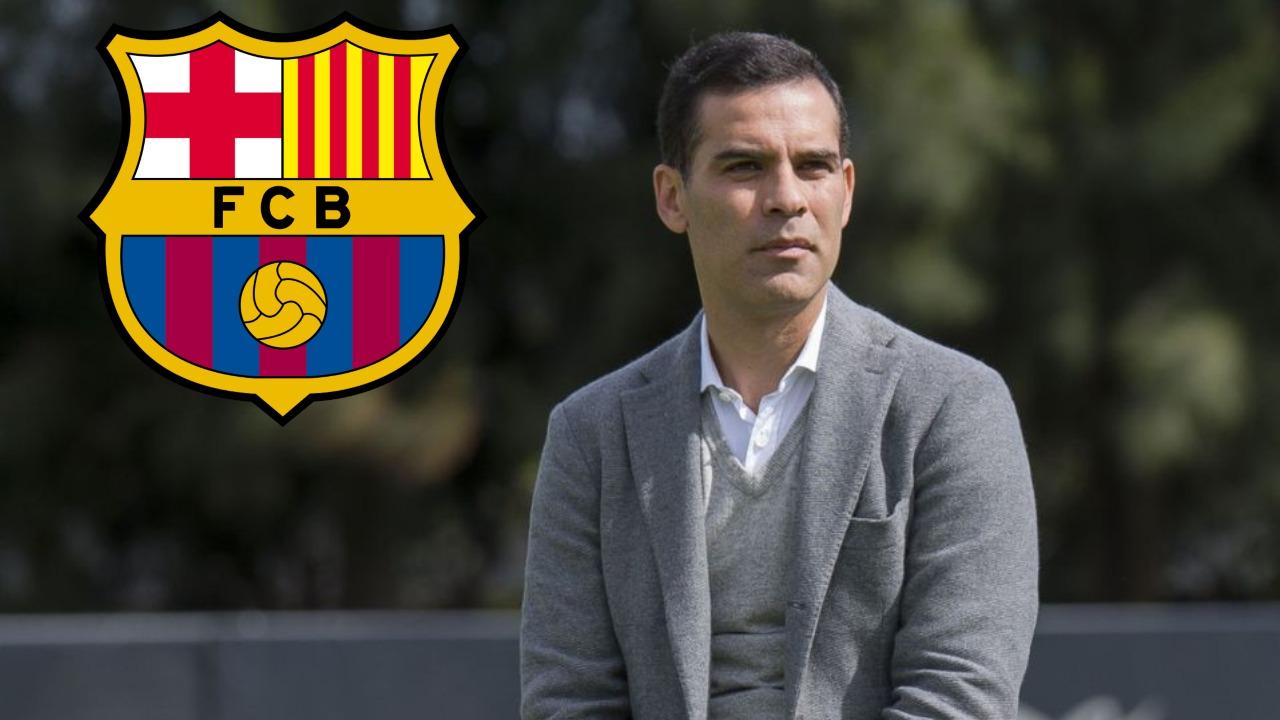 Rafael Márquez juvenil Barcelona