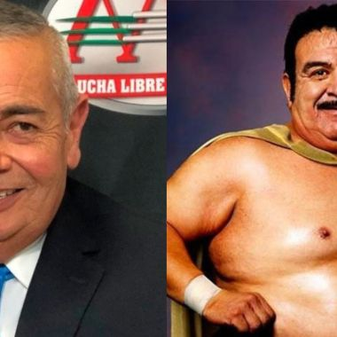 Rudo Rivera Super Porky Lucha Libre Mexicana