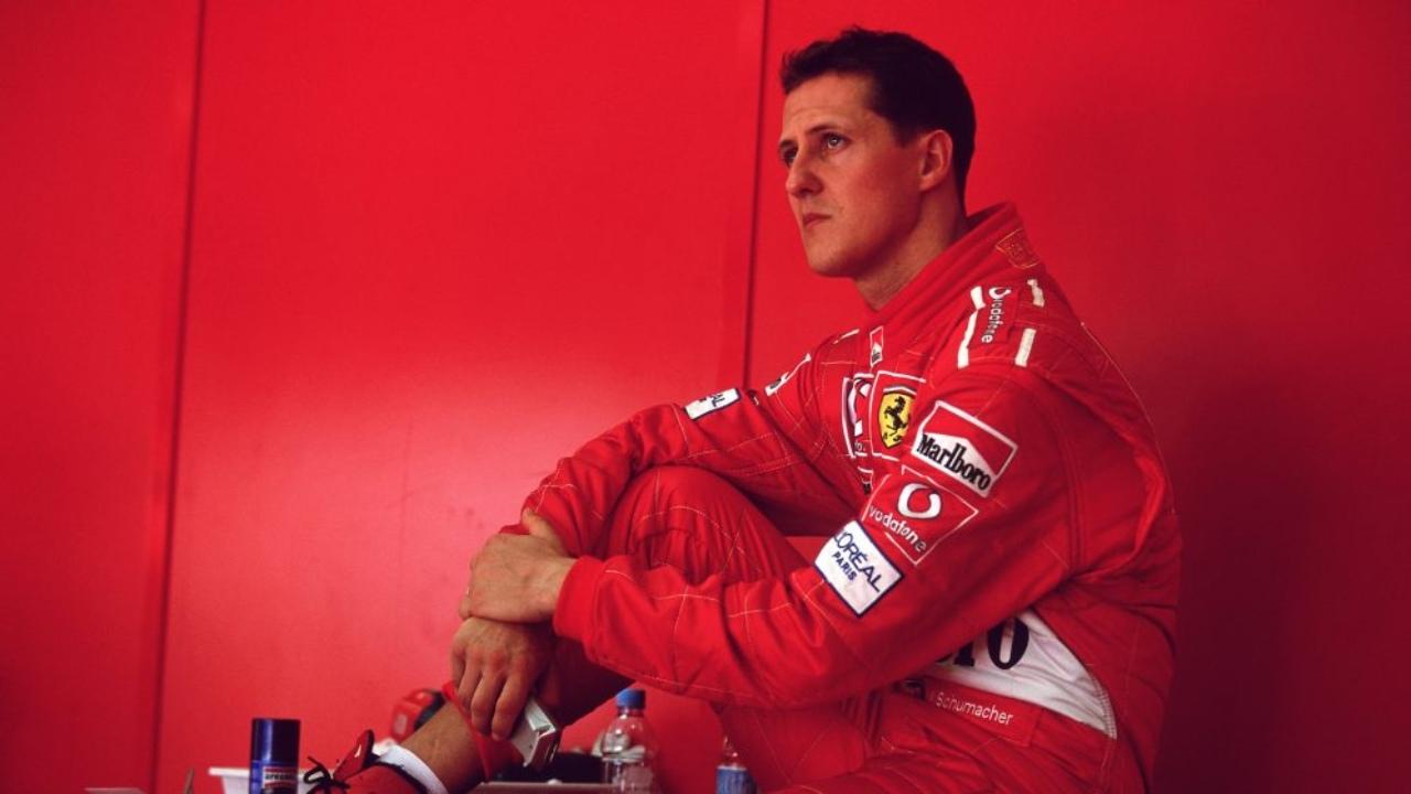 Michael Schumacher Fórmula 1