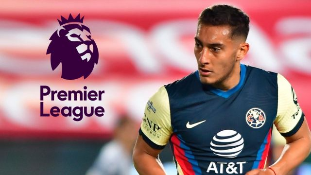 Sebastián Cáceres Premier League