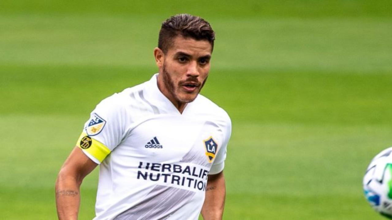 Jonathan Dos Santos MLS