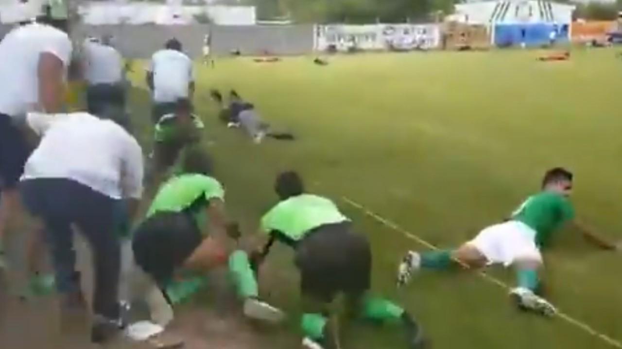 balacera fútbol Guanajuato