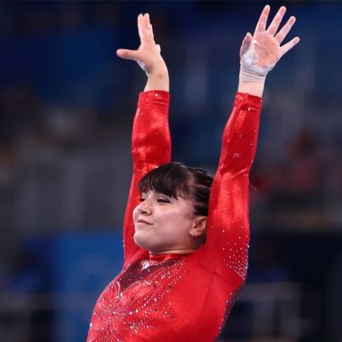Alexa Moreno Tokyo 2020 cuarto lugar