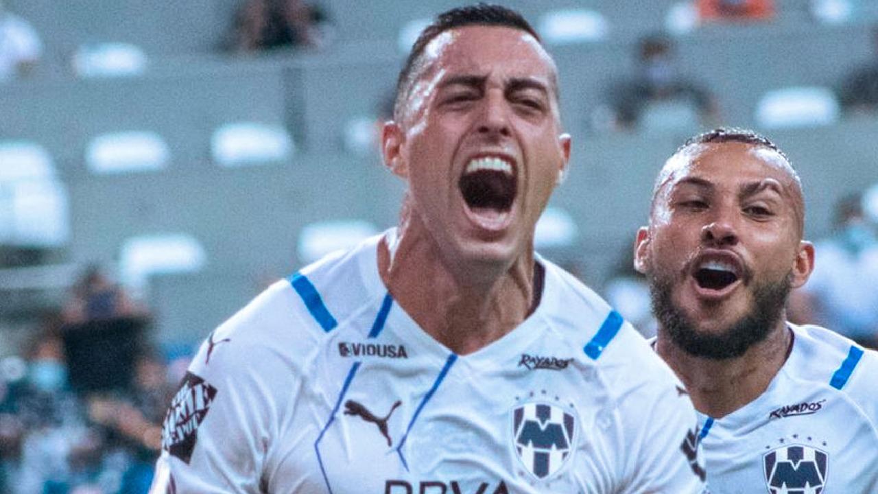 Así fue gol con el que Rogelio Funes Mori se convirtió en el máximo goleador de la historia de Monterrey