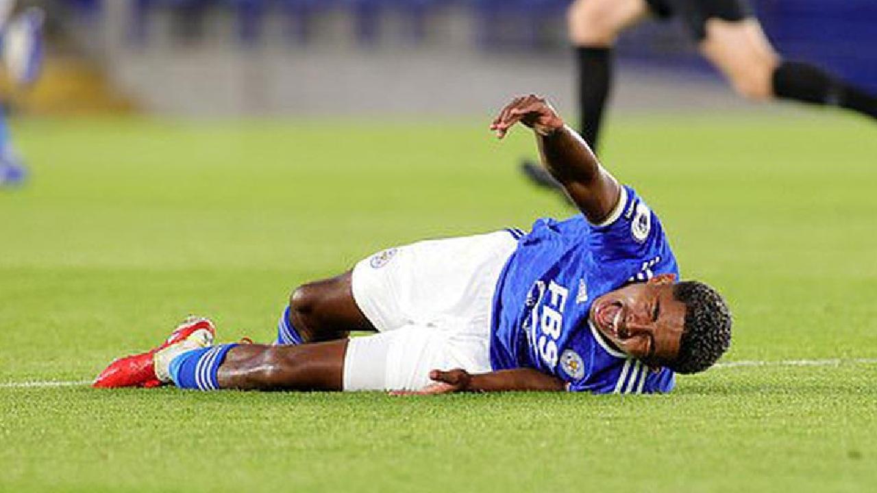 lesión de Wesley Fofana Leicester City y Villarreal