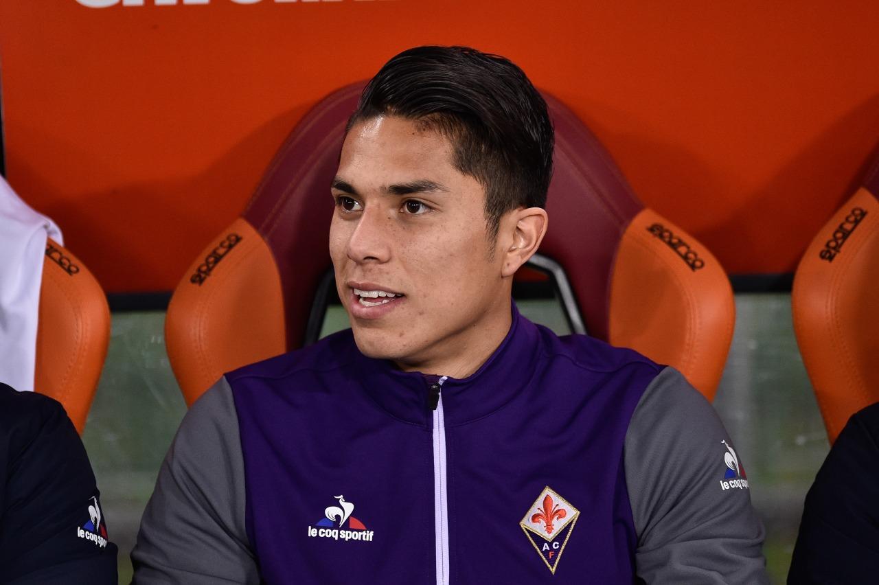 Carlos Salcedo mexicano Serie A