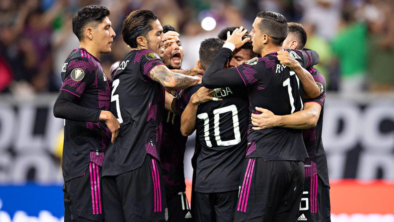 Copa Oro 2021 A qué hora juega la Selección Mexicana copa oro final