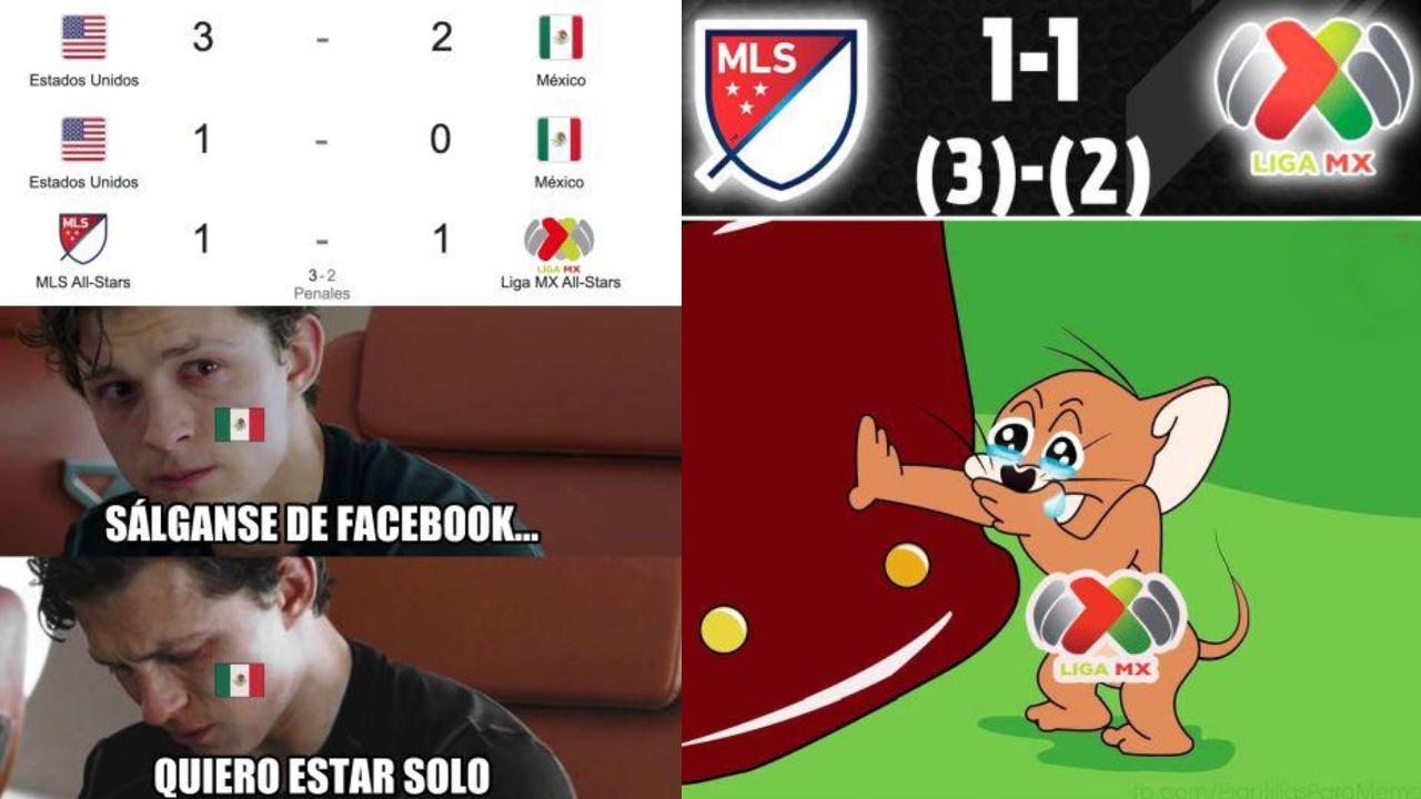 Éstos son lo mejores memes del Juego de Estrellas entre la Liga BBVA MX y la MLS