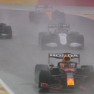 Fórmula 1 2021 GP de Bélgica