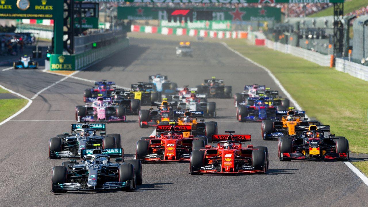 Fórmula 1 2021_ GP de Japón coronavirus covid-19