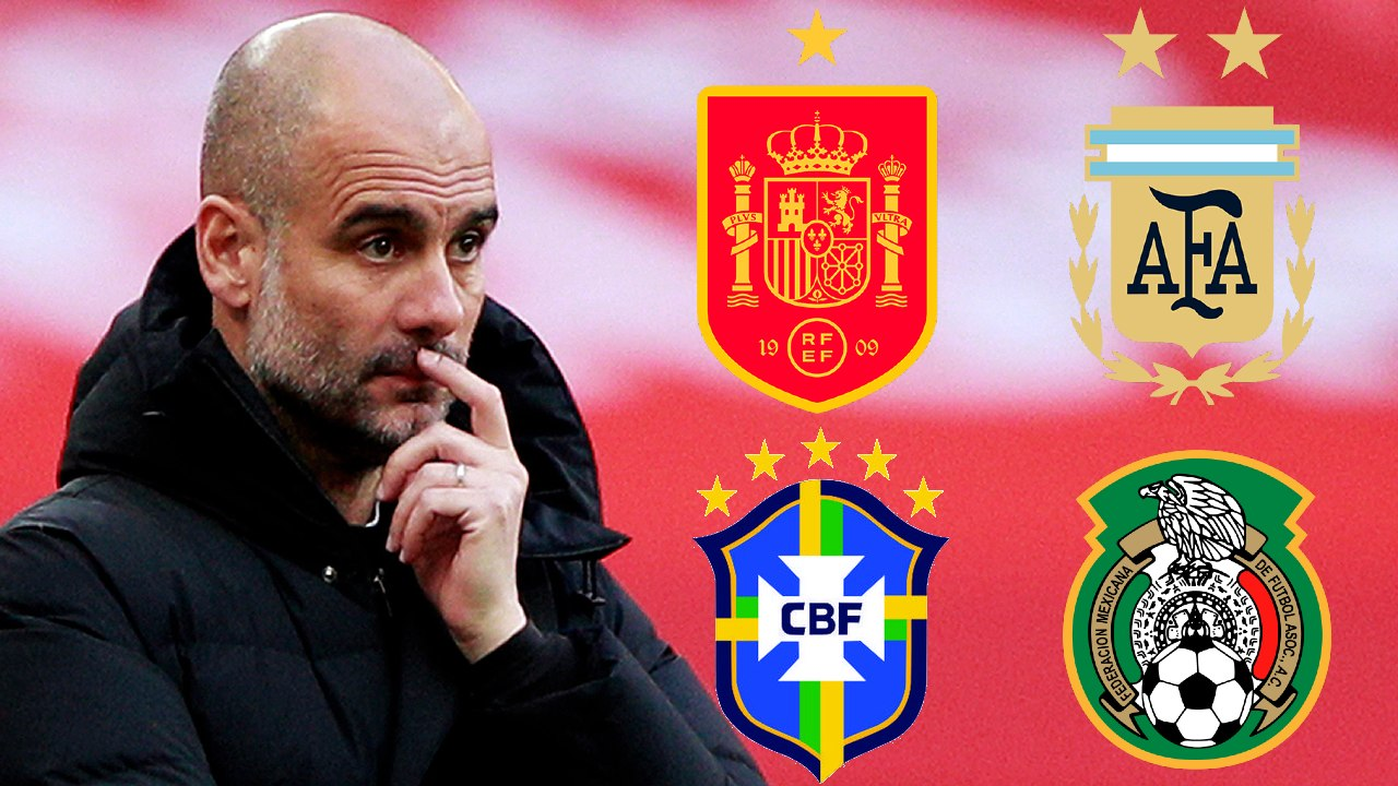 Guardiola afirma que el siguiente paso en su carrera en dirigir una selección (1)
