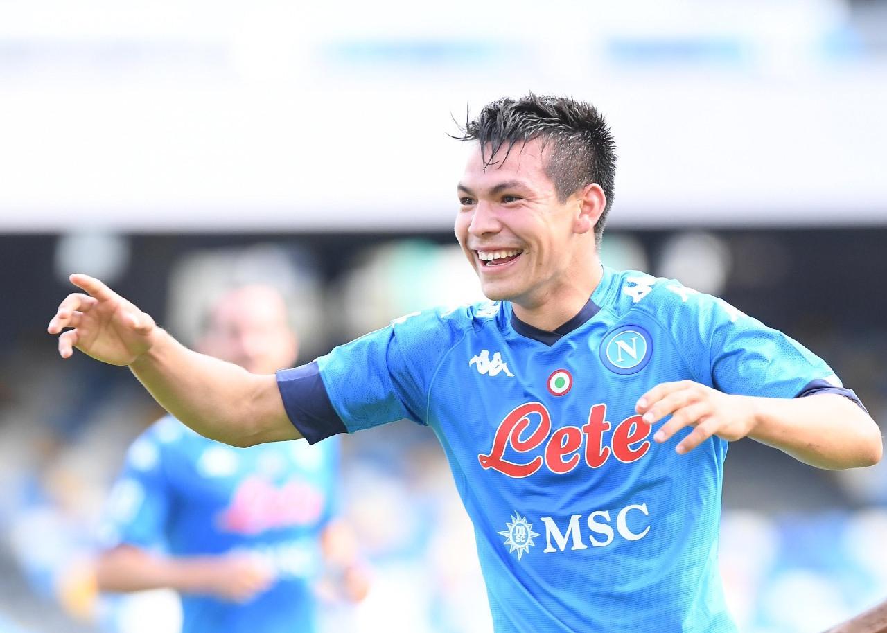 Hirving Lozano mexicano Serie A