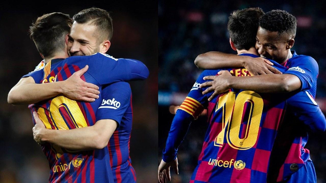 Lionel Messi barcelona despedida barca