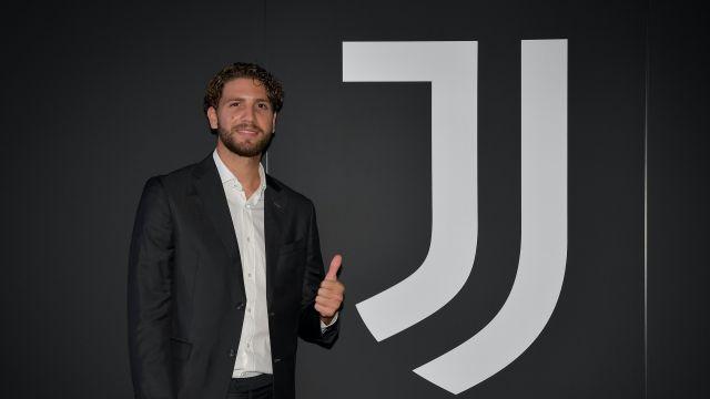 Juventus fichaje Manuel Locatelli