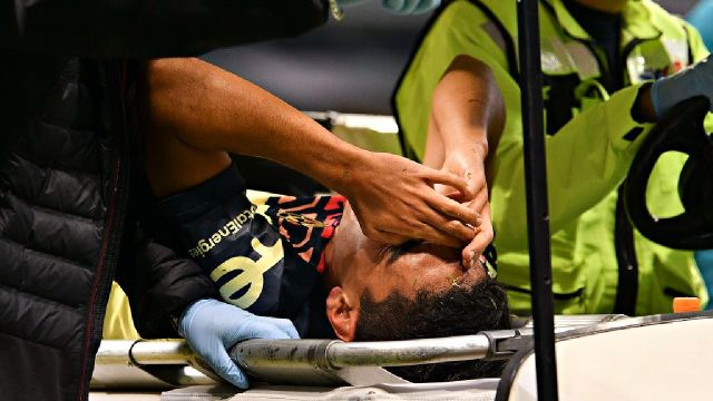 Las Águilas del América revelan la gravedad de la lesión de Santiago Naveda
