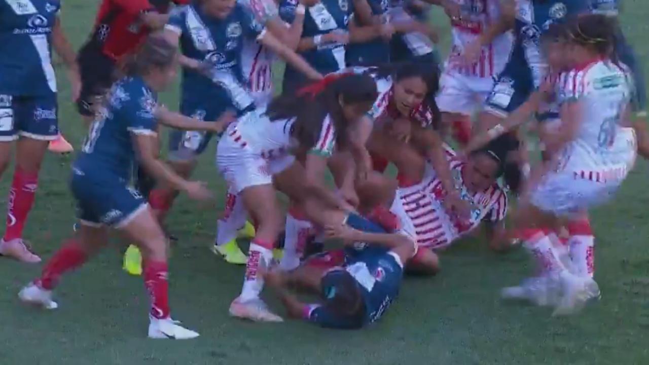 Liga BBVA MX Femenil_ Necaxa y Puebla
