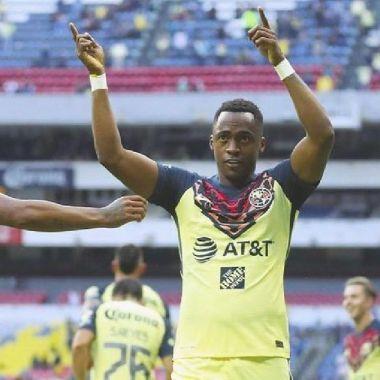 Club América Renato Ibarra liga bbva mx