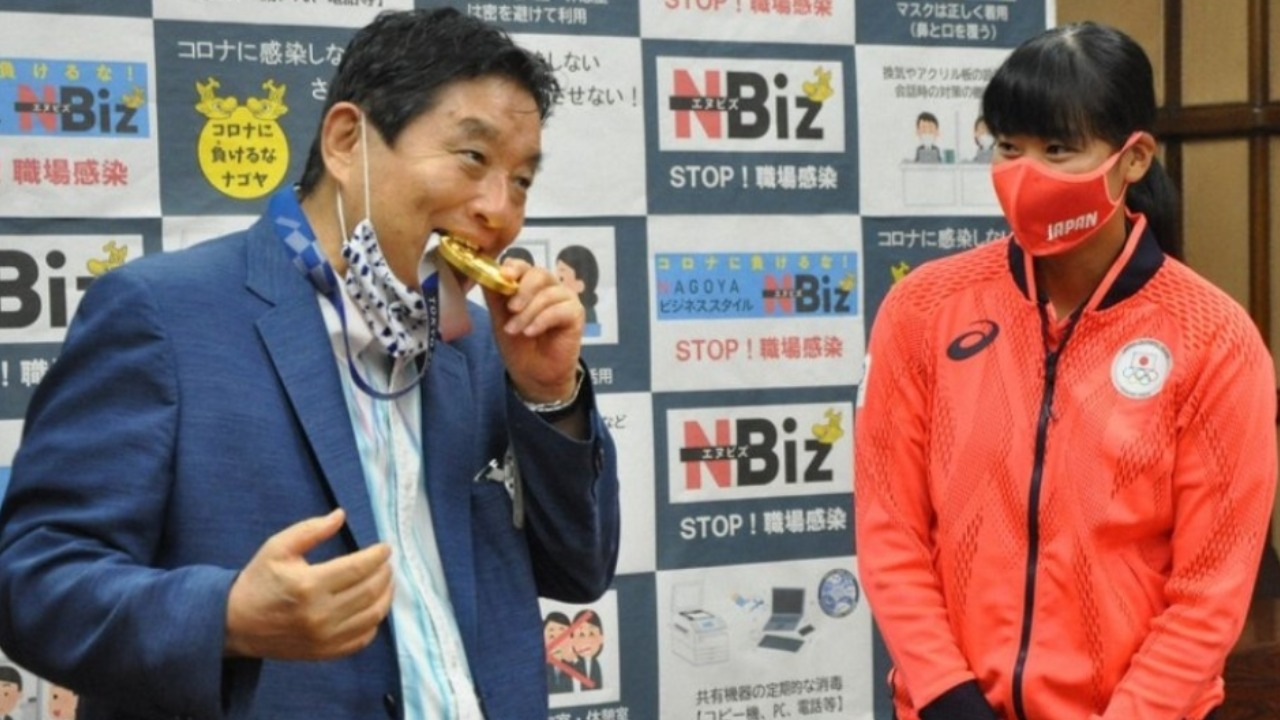 Miu Goto medalla Tokyo 2020