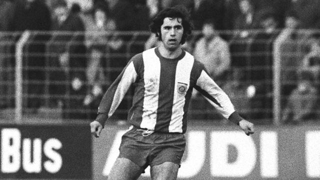 Murió Gerd Müller, histórico delantero de la selección alemana y la Bundesliga (1)