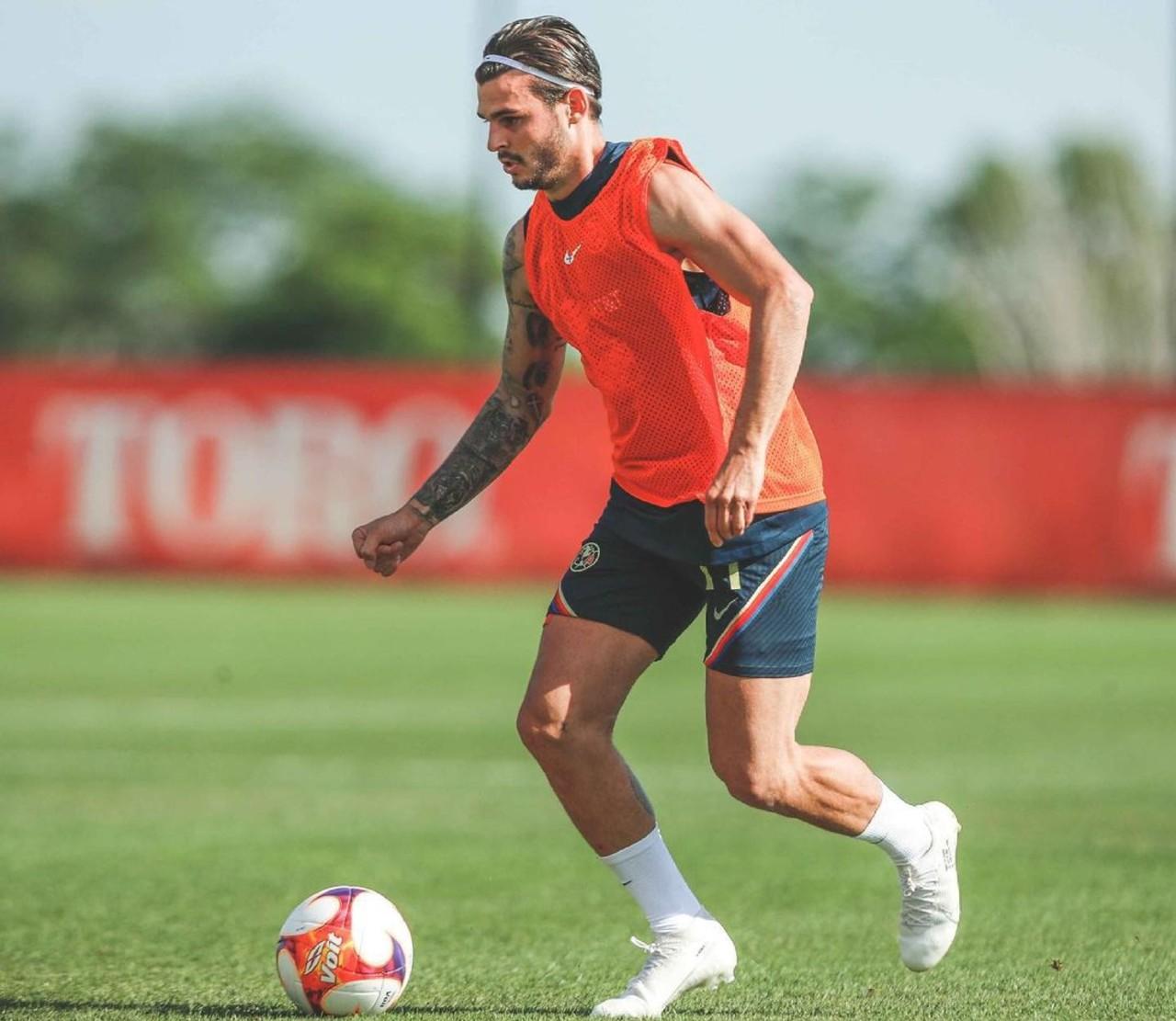Club América Nico Benedetti