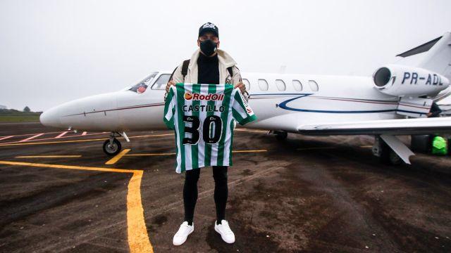 Club América Nicolás Castillo brasil prestamo