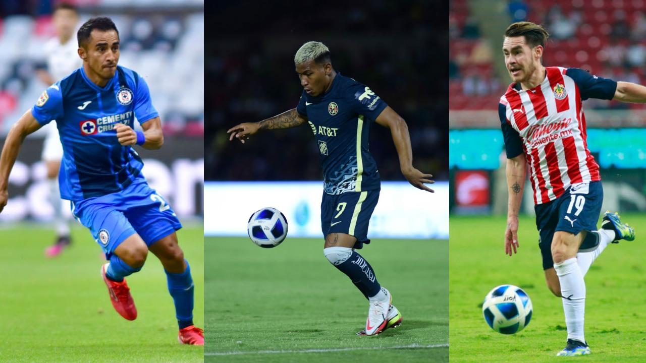 Resultados Liga BBVA MX Jornada 5