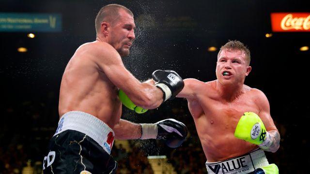 Canelo álvarez Sergey Kovalev revancha pelea