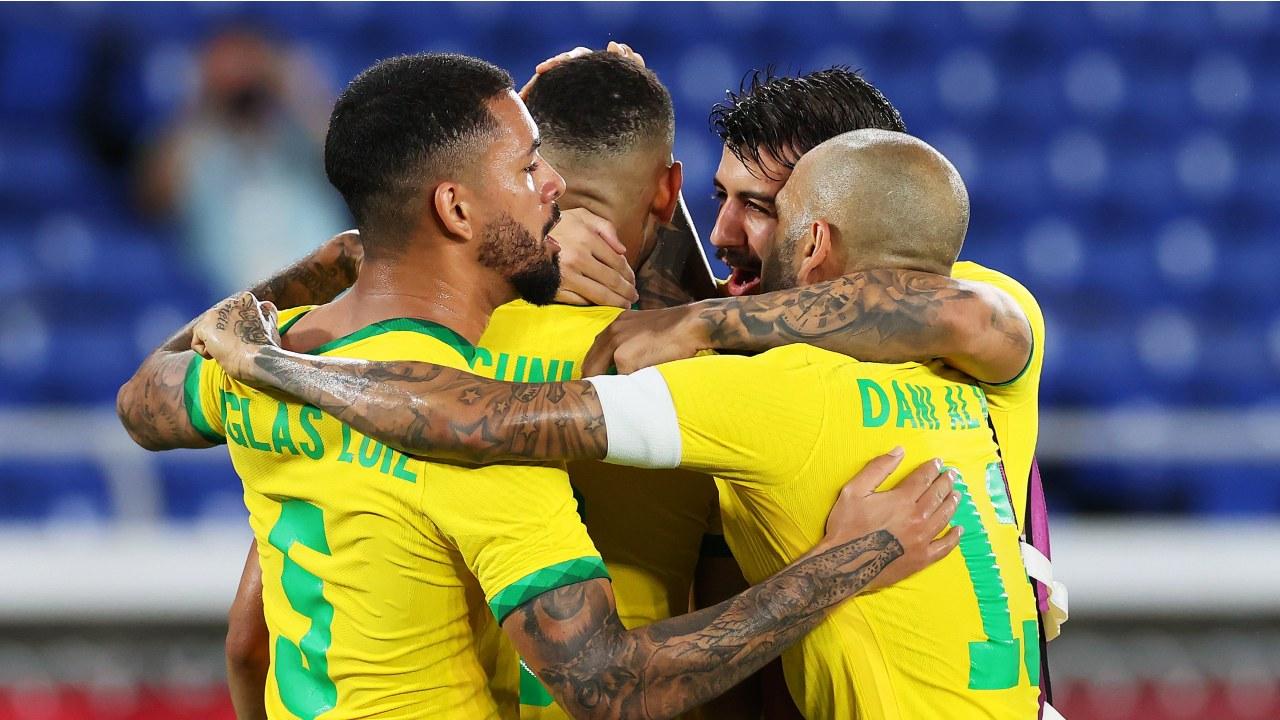 Tokyo 2020 Brasil medalla oro