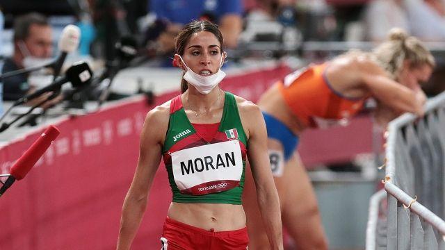 Tokyo 2020 Paola Morán