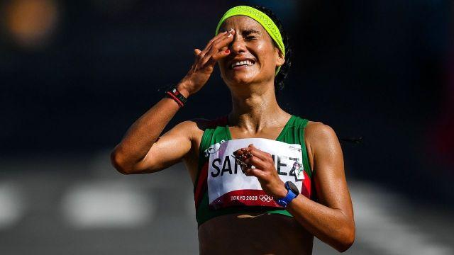 Tokyo 2020 mexicanas maratón